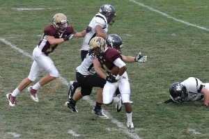 Eagles Football vs Westerville Warhawks