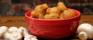 French Fried Mushrooms